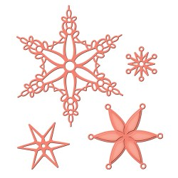 Ножі Snowflake Bliss, Spellbinders, S4-433