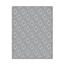 Папка для тиснення Wonky Diamonds, Spellbinders, SES-002