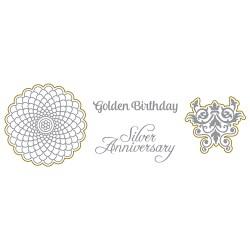 Штампи + ножі Golden Birthday, Richard Garay, SGSD-002