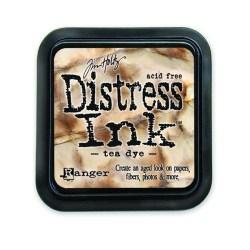 Штемпельна подушечка Distress Tea Dye, Ranger, TIM19510