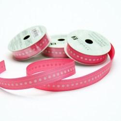 Рулон стрічки Pink Dots, Hampton Art, WM0188