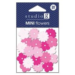 Квіти паперові Everyday Pinks, Hampton Art, WM1098