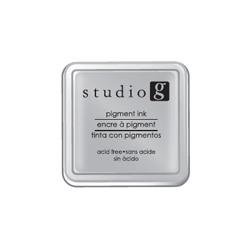Штемпельна подушечка Vintage Grey SQ, Studio G, VP0033-6
