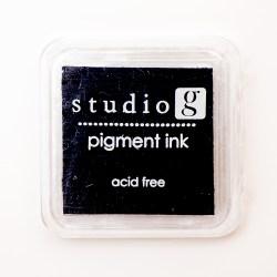 Штемпельна подушечка Black, Studio G, VP0407