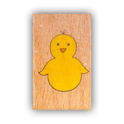 Гумовий штамп Chick, Hampton Art, VW0061-2