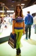 Carole Nash Promo Model