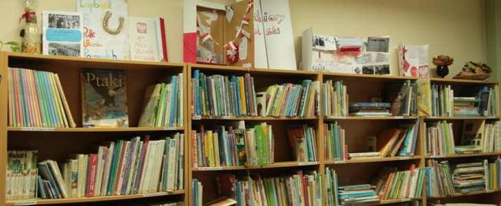Nasze lapbooki w Bibliotece Publicznej w Mosinie