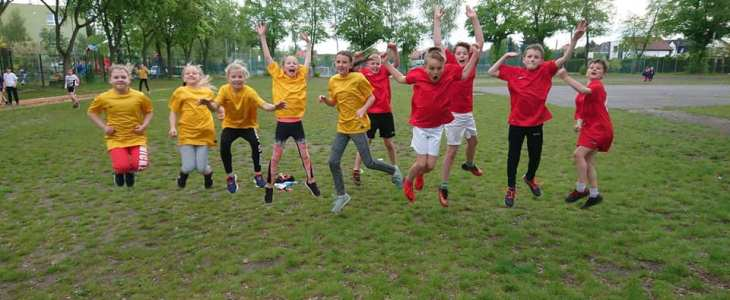 III miejsce dziewcząt w Mistrzostwach Gminy w 3-boju lekkoatletycznym