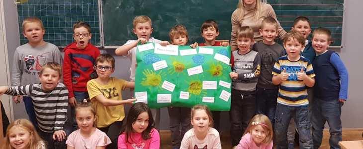 Dzień Ochrony Praw Dziecka w klasie I c