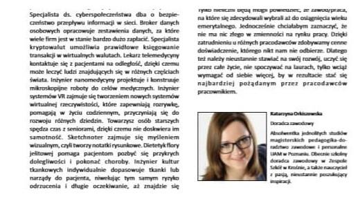 Nauczyciele publikują w czasopismach