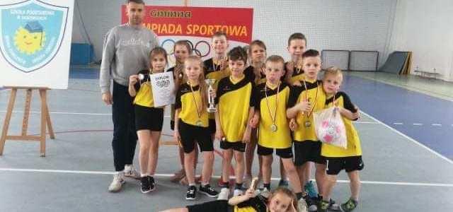 Finał Gminnej Olimpiady klas I-III