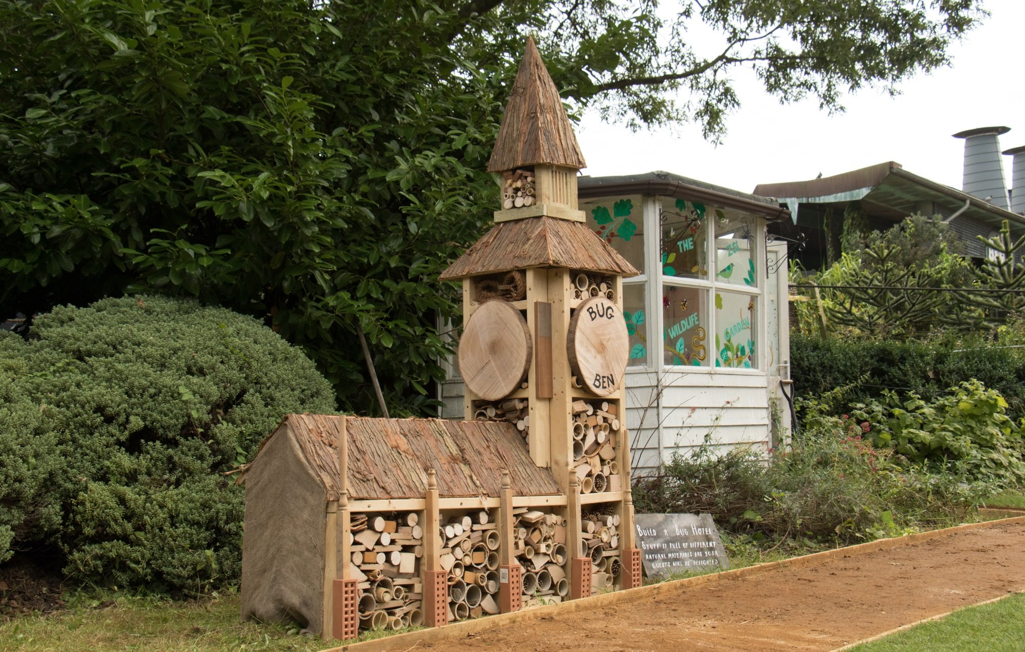 Look After Garden Wildlife Zoological Society Of London