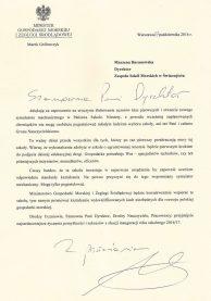 List P.Ministra