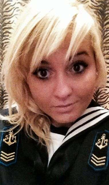 Weronika - absolwentka ZSM oficerem