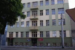 Budynek ZSM przy ul.Jasnogórskiej 17