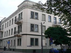 Budynek ZSM przy ul.Jasnogórskiej 30