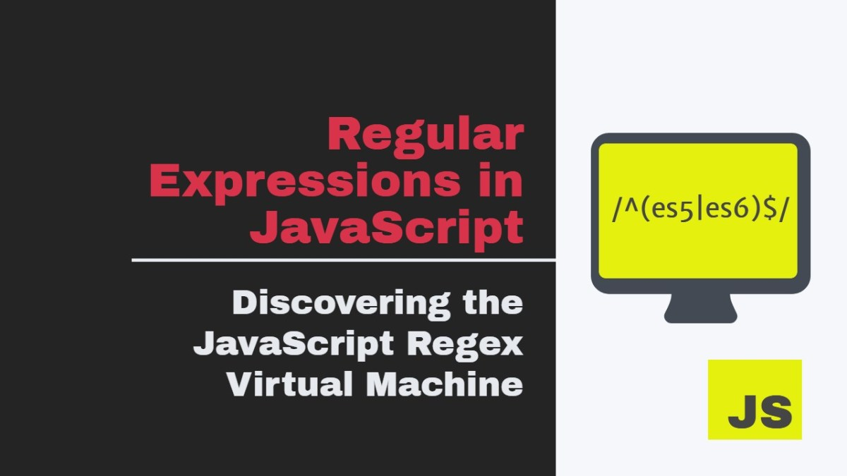 Regular Expressions in JavaScript – Zsolt Nagy