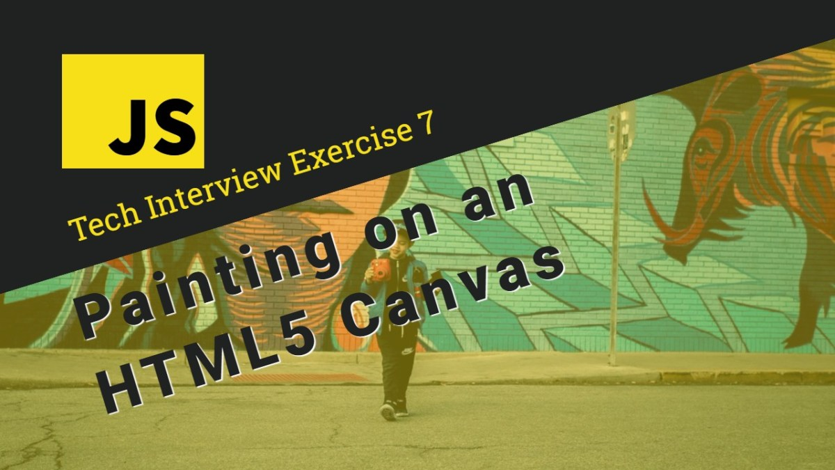 HTML5 CANVAS DRAW LINE WITH MOUSE - How to get started with Canvas