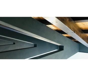 Riuso sottotetto e spazi di grande altezza Casa in Centro Storico, via La Marmora