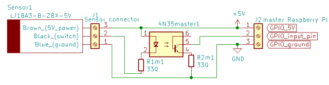 watermeter level converter