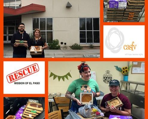 Pie Donation 2015