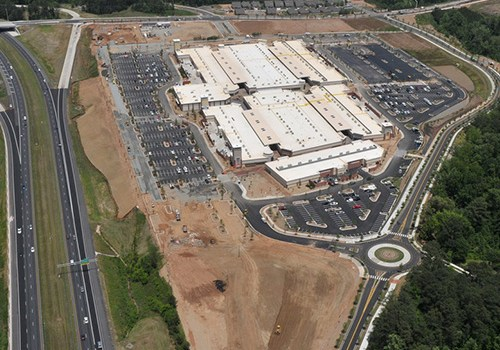 Outlet Shoppes at Atlanta, Oklahoma and Louisville