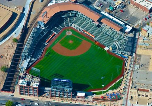 El Paso's Triple-A Baseball Park