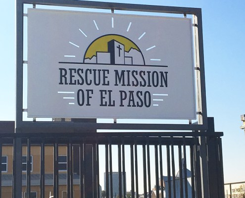 The El Paso Rescue Mission