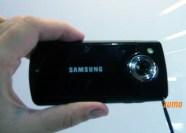 Omnia HD: câmera de 8 megapixels