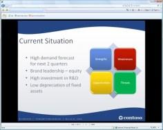 PowerPoint: vendo uma apresentação online
