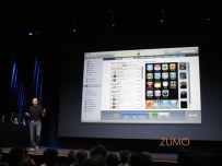 Jobs e o novo iTunes: organização de apps no iphone