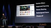 Jobs e o novo iTunes: recursos