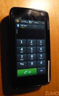 É fácil esquecer que o N900 é um telefone