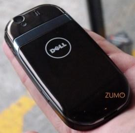 Dell Mini 3iX: câmera de 3 megapixels e um logo enorme da Dell