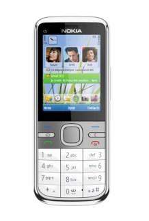 Nokia_C5_White_Front_lowres