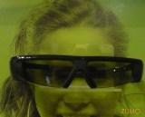 Óculos 3D para meninas