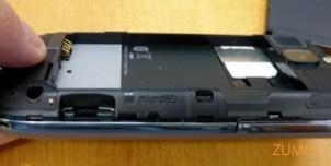 entrada para microSD
