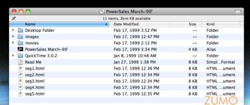 """Conteúdo do CD """"Power Sales"""""""