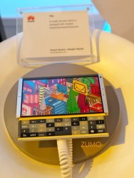 Huawei Hx, ainda um conceito