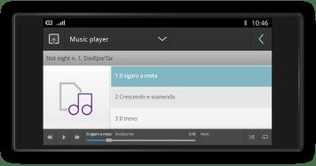 019 - Handset music (modo landscape)