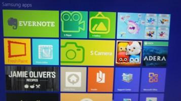 A interface do Windows 8 em alta resolução