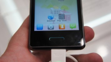 LG Optimus L3 II: LED de notificações