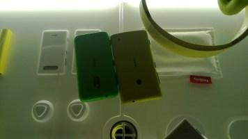 verde e amarelo no 520