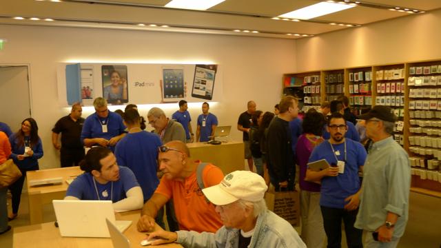 apple store - 15
