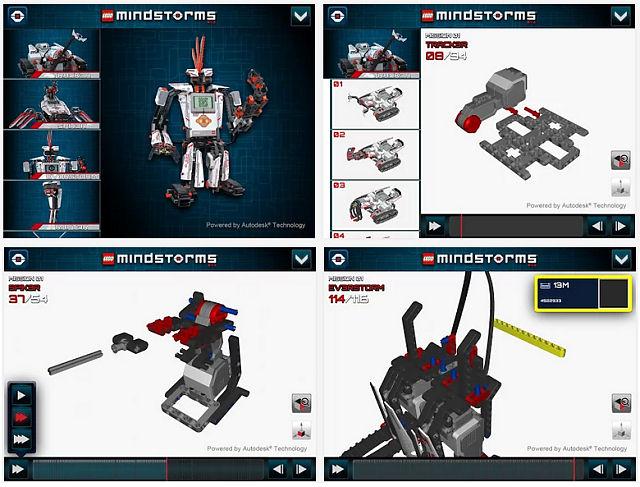 MINDSTORMS_EV3_3D_Builder