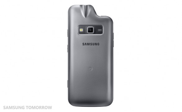 Galaxy-Core-Adcance-Ultrasonic-CoverBack-side-with-the-device
