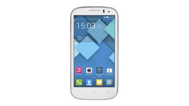 Alcatel Onetouch POP C5 Full White-dest