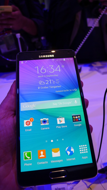 samsung galaxy note 4 - 01