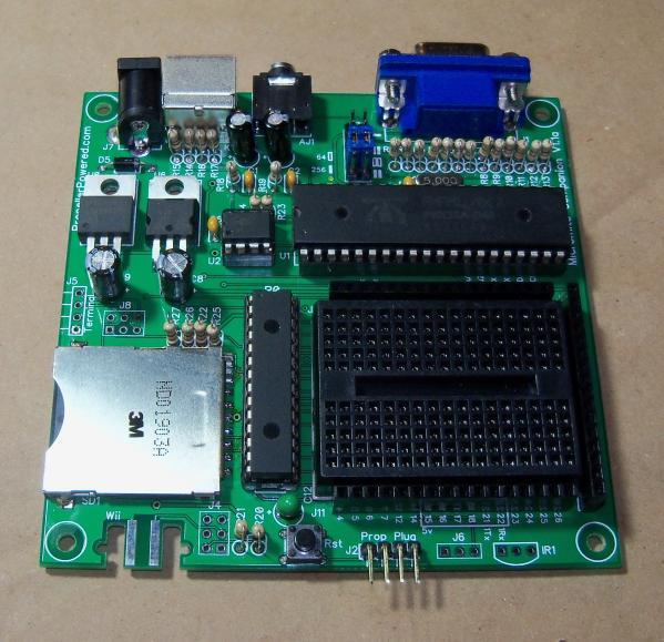 MicroMite_board