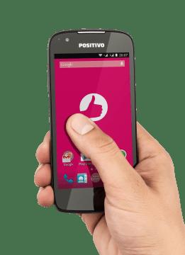 Smartphone Positivo S480 (3)